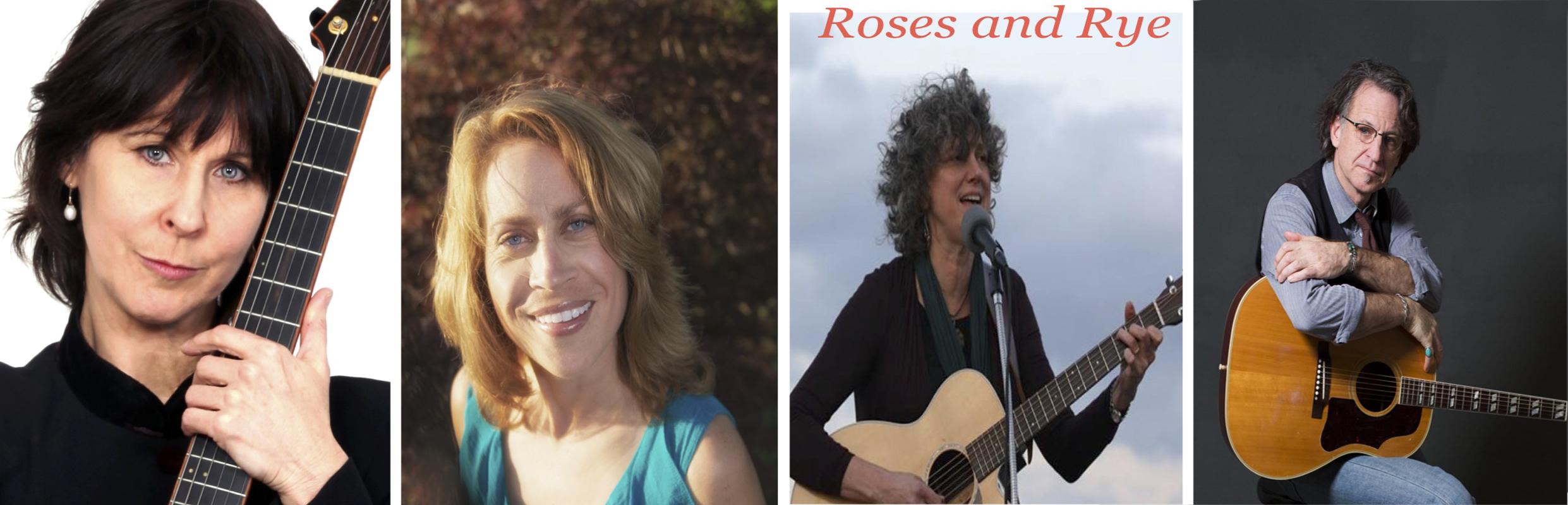 Roses & Rye artists