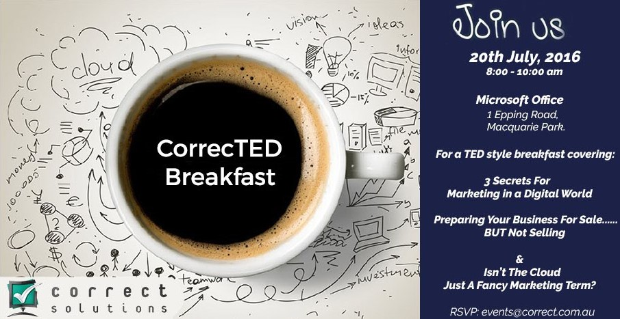 Breakfast Invite