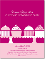 Atlanta Cocoa & Cupcakes Christmas Networking Party  For...