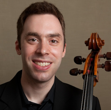 Michael Haas, cello