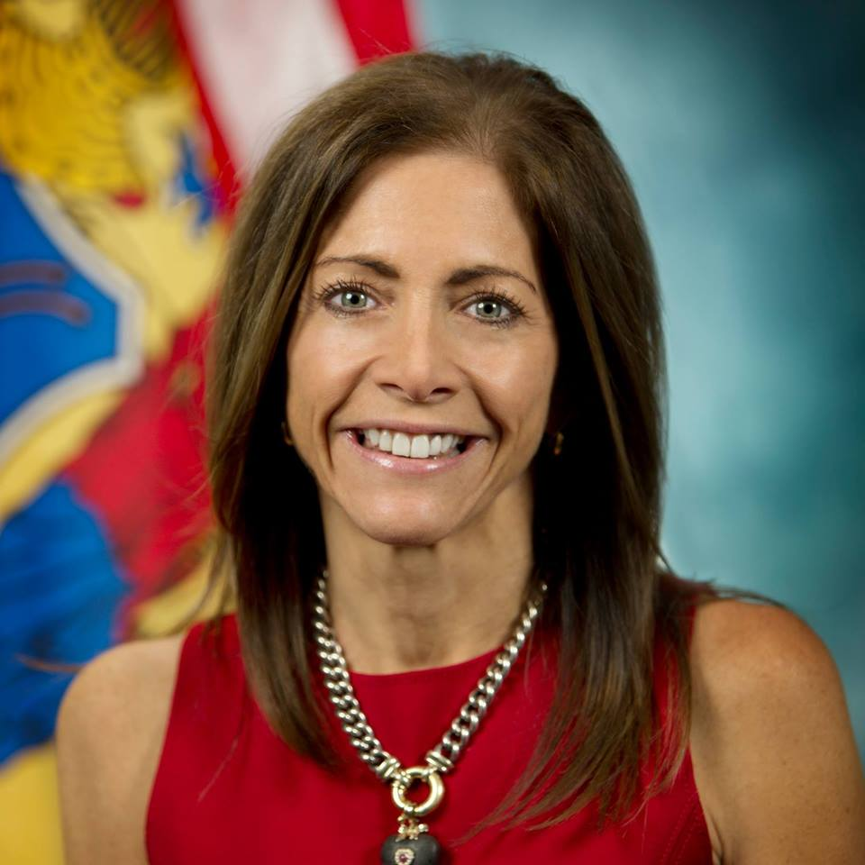 NJ First Lady Tammy Murphy