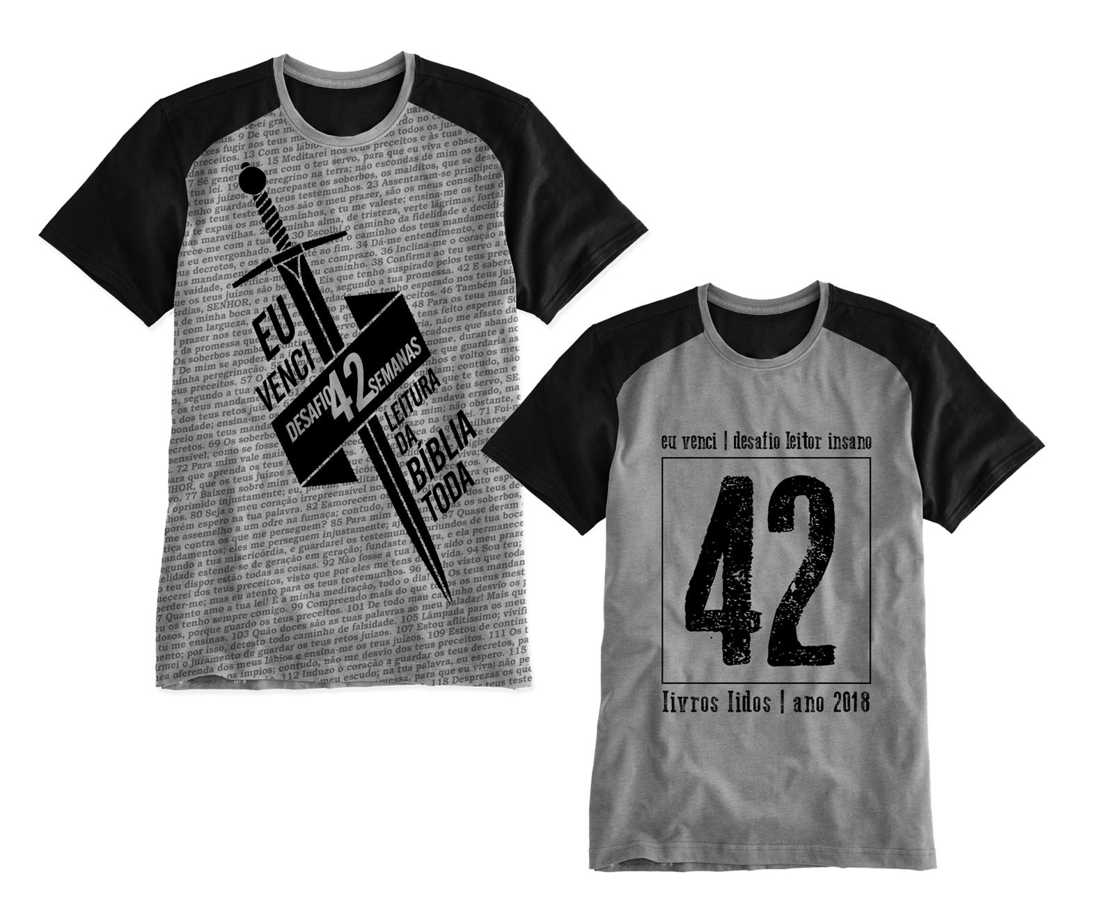 camisetas_42_semanas_e_Leitor_Insano