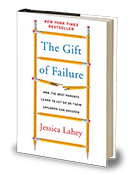 Book cover The Gift of Failure