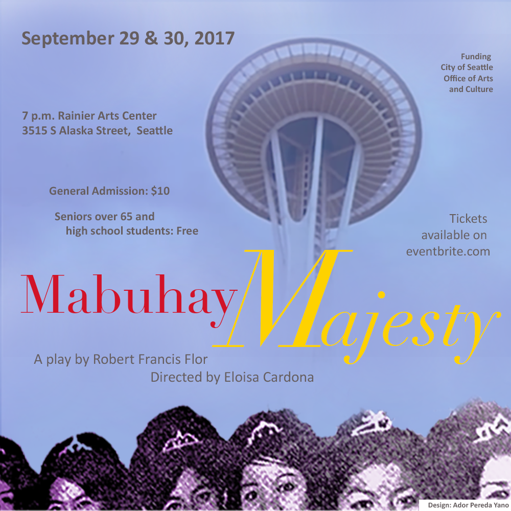 Mabuhay Majest - a play by Robert Francis Flor