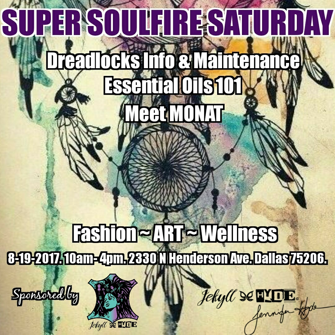 #SSS Super Soulfire Saturday