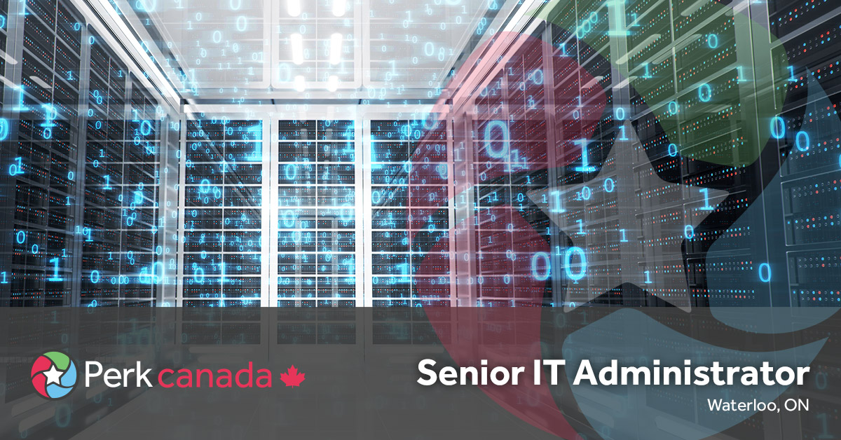Senior IT Administrator