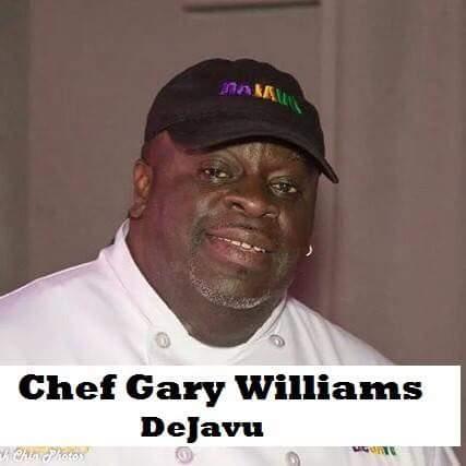 Chef Gary Williams