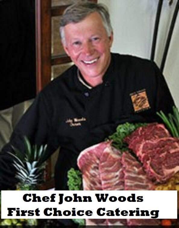 Chef John Woods