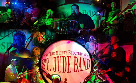 The Might Electric St. Jude Band