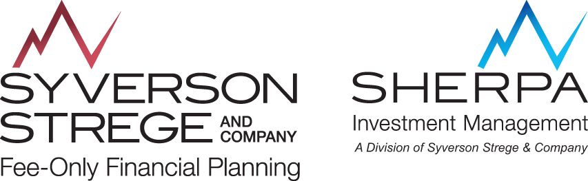 Syverson Strege and Company & Sherpa logo