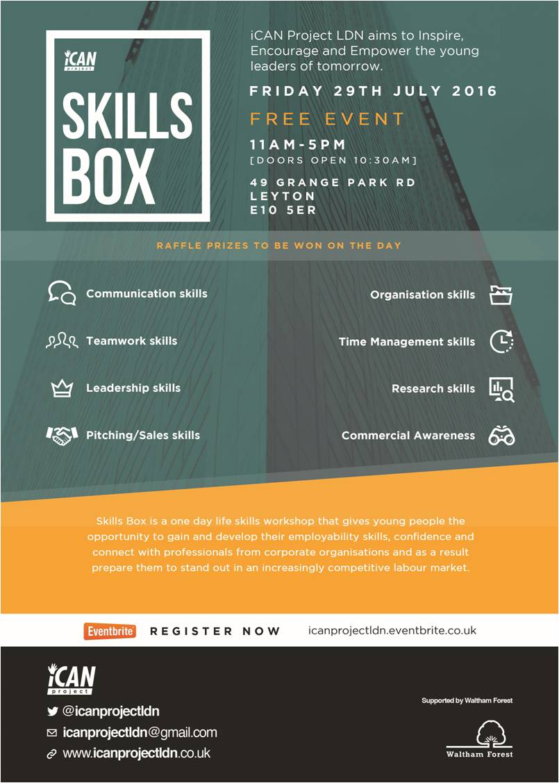Skills Box Flyer pp