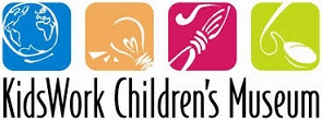 Kidswork children's museum logo