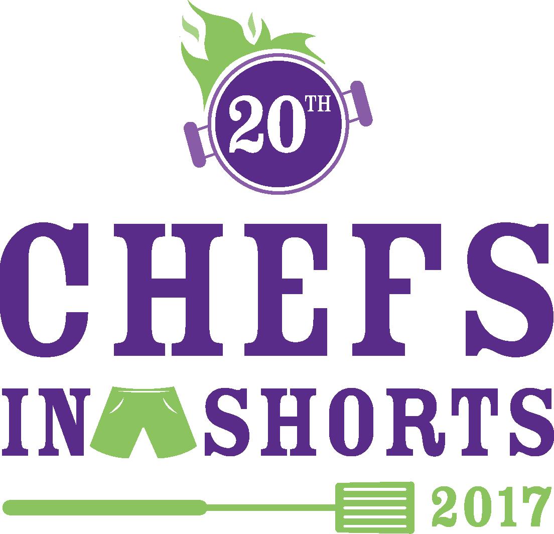 Chefs in Shorts 2017 logo