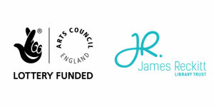 Arts Council England and James Reckitt Library Trust