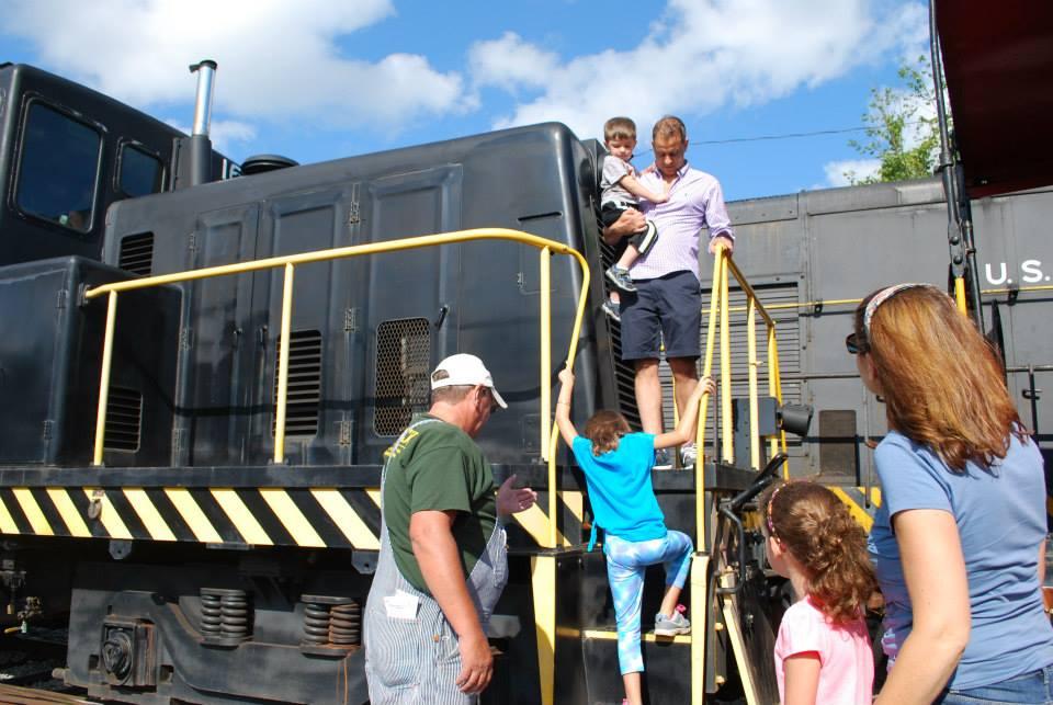 Diesel Days at RGVRRM