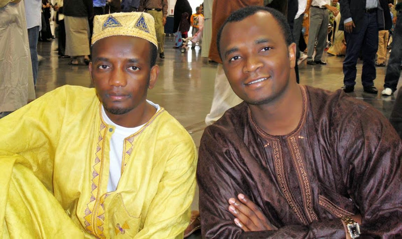 Ibrahima and Abdoulaye Barry