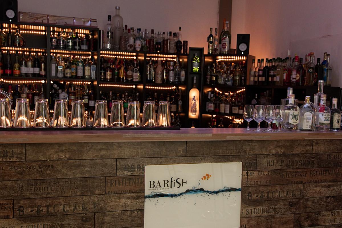 BarFish Event Area