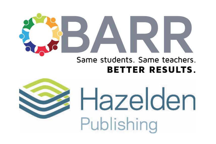 BARR Hazelden Logo