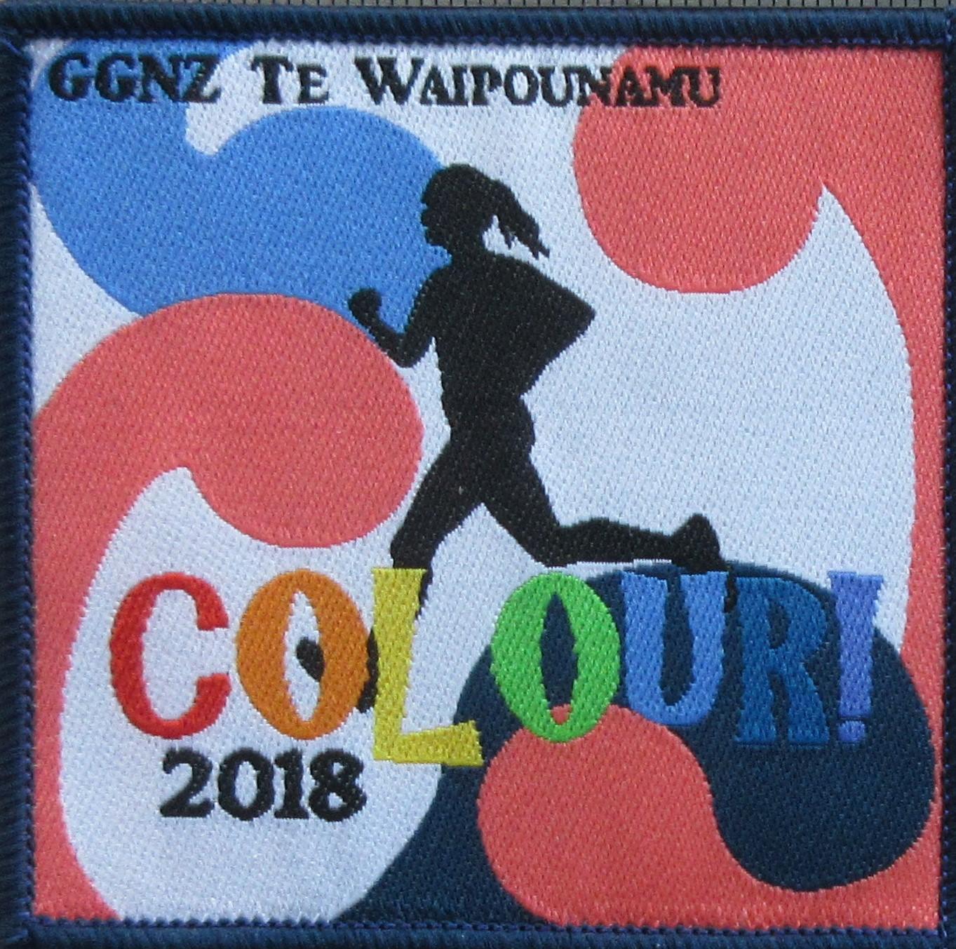 Colour Craze Badge