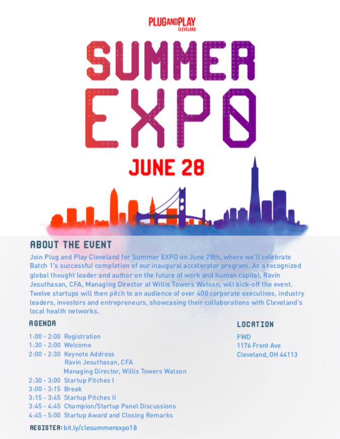 EXPO Agenda