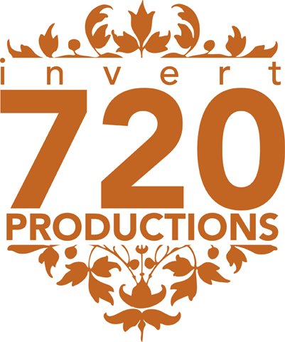 invert720 Productions logo