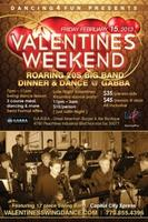 Valentines Weekend Atlanta Ga --                Roaring 20s...