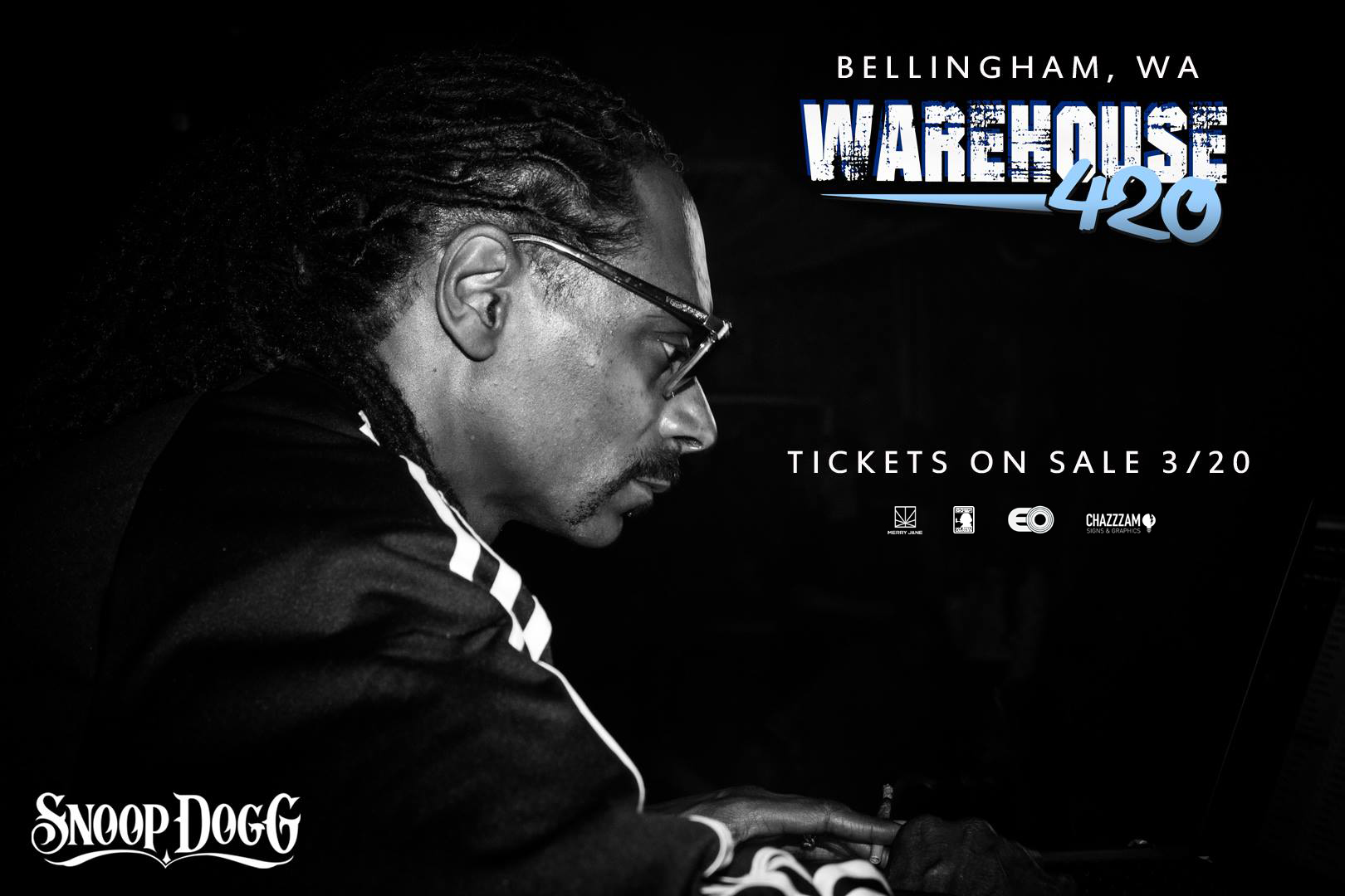 Warehouse420 with Snoop Dogg presented by Top Shelf