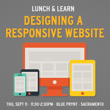 VMA Lunch & Learn - Designing a Responsive Website