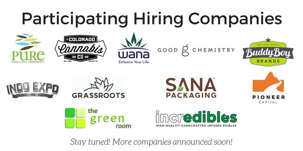 The Hemp Cannabis Career Fair Denver Denver CO