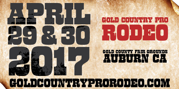 Gold Country Pro Rodeo