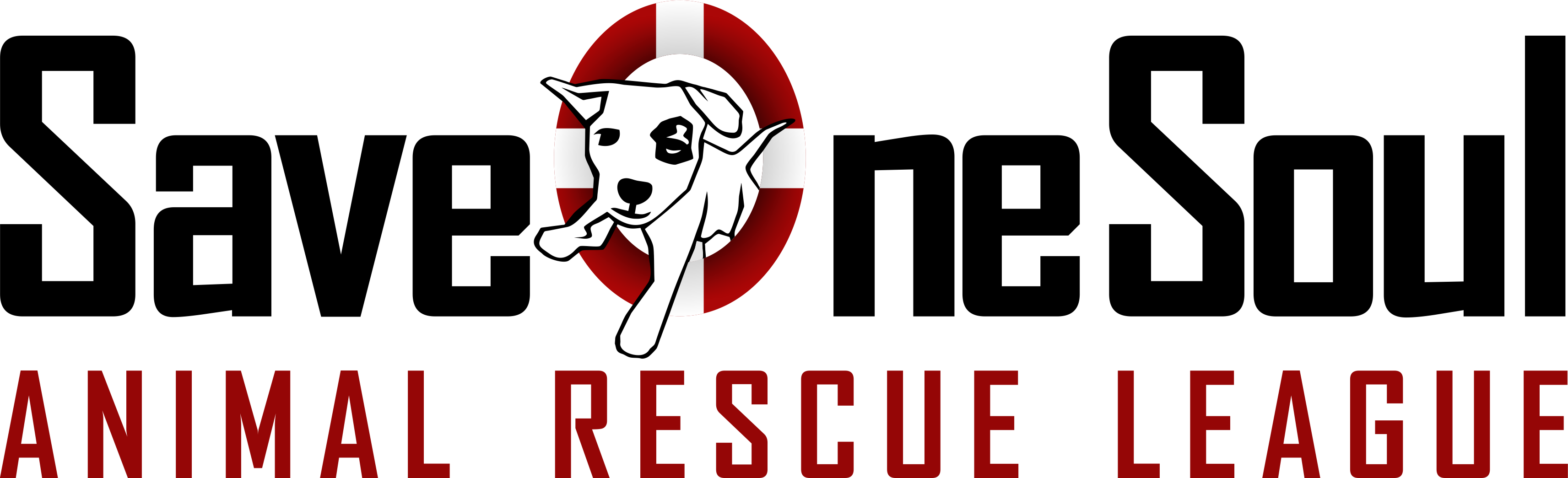 Save One Soul Animal Rescue League Logo