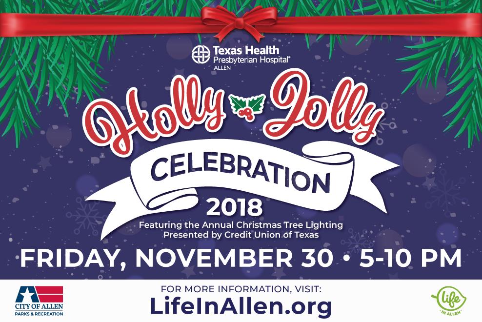 Holly Jolly Celebration