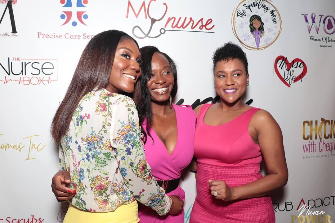 Nurse Power Brunch in Miami