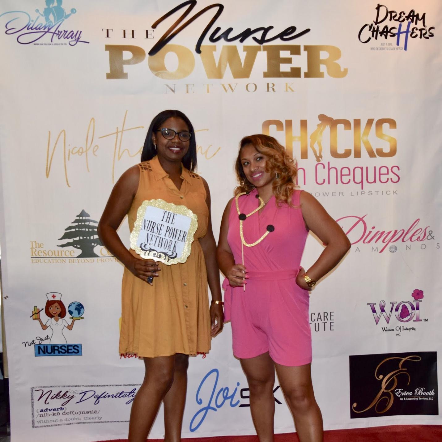 #NursePowerBrunch at Essence Fest