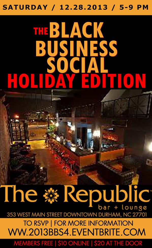 The Black Business Social