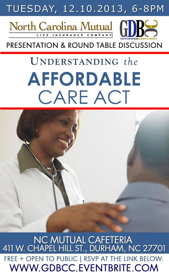 NC Mutual Health Care Event