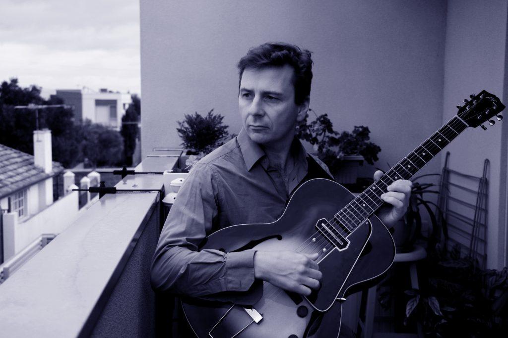 Craig Fermanis guitarist