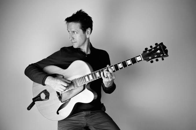 James Sherlock guitarist