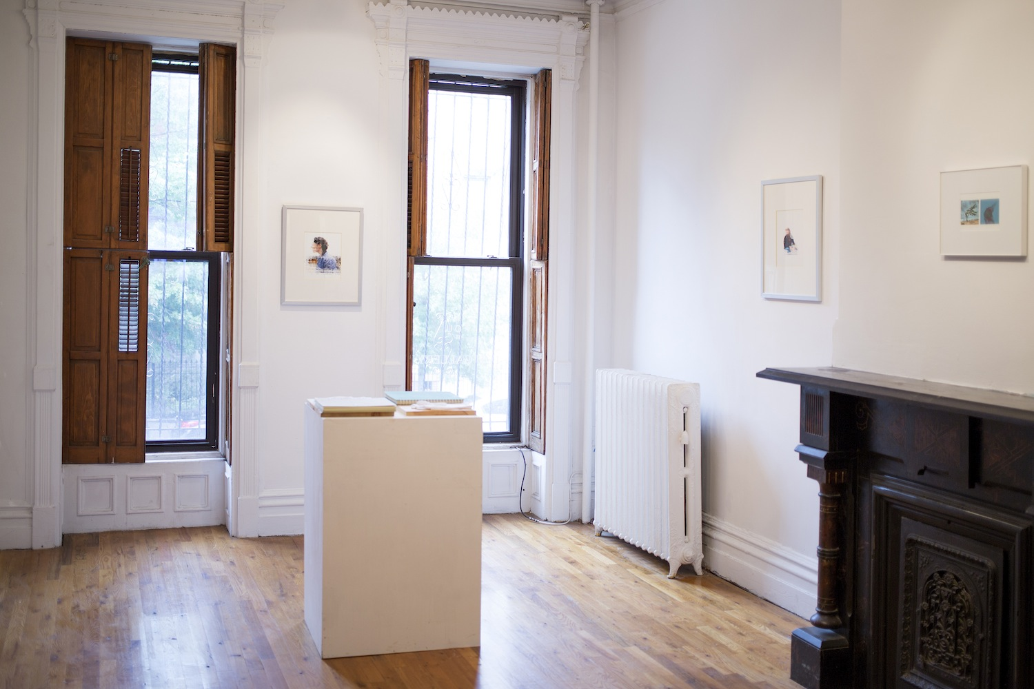 Liu Chang: Code is Beautiful Installation View, photo by Miao Jing, courtesy Fou Gallery