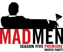 MAD MEN SEASON 5 Premiere Watch Party DC