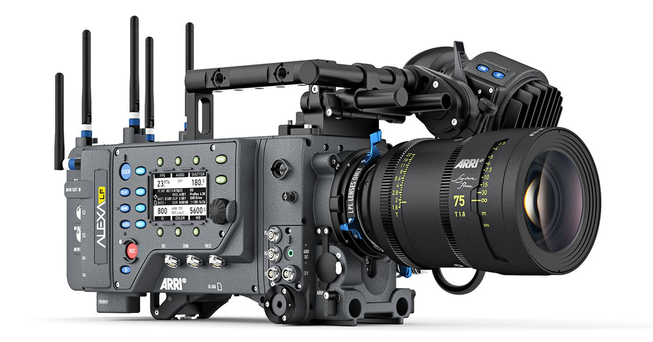 ARRI's new Large Format Camera System