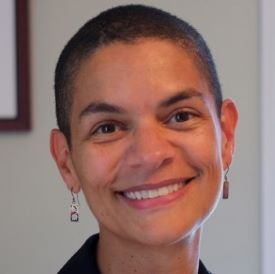 Panelist Sheila Capestany