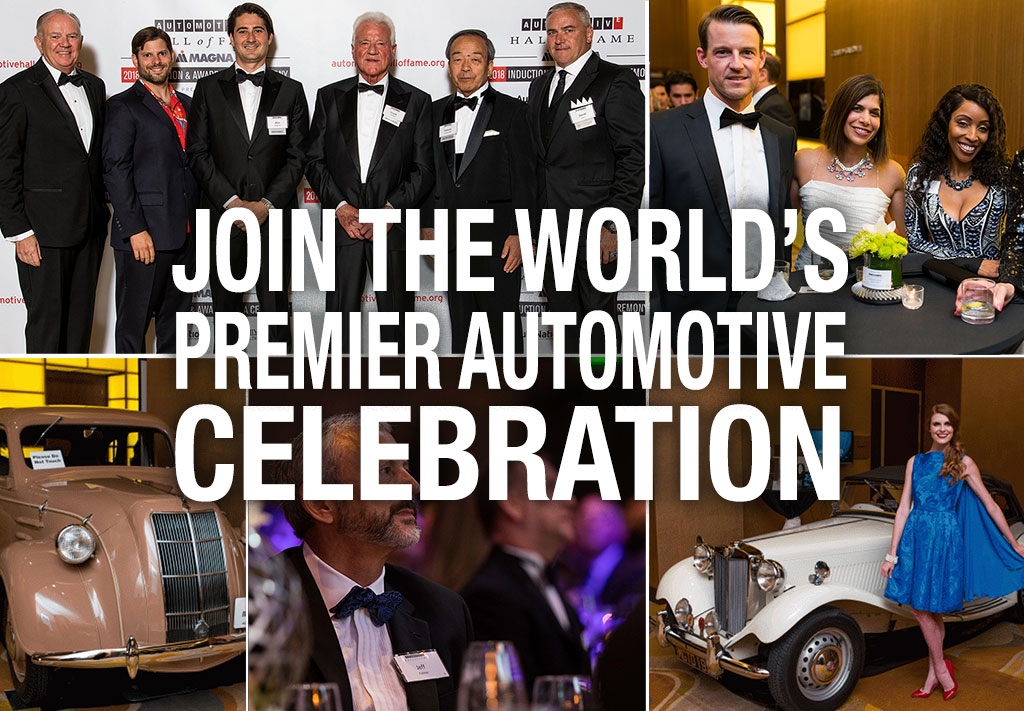 2019 Automotive Hall of Fame Induction