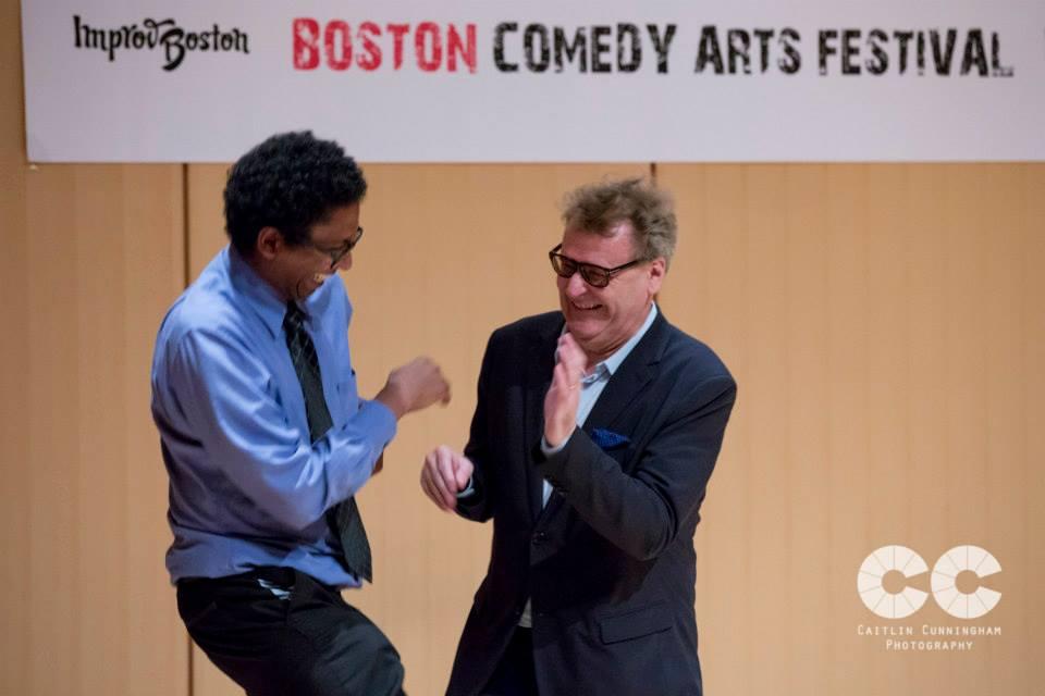 boston comedy arts festival