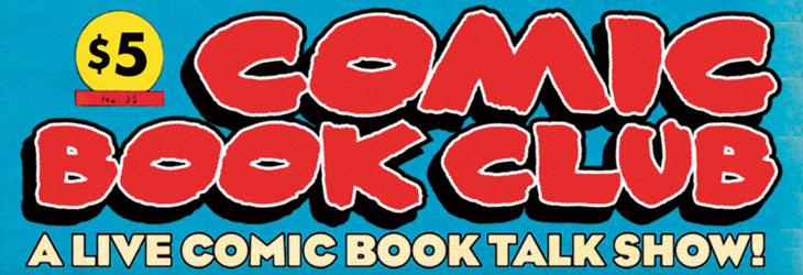 Comic Book Live Podcast
