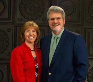 Steve & Dorothy Halley
