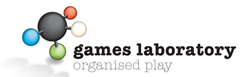 Games Laboratory: Organised Play