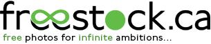 Freestock.ca logo