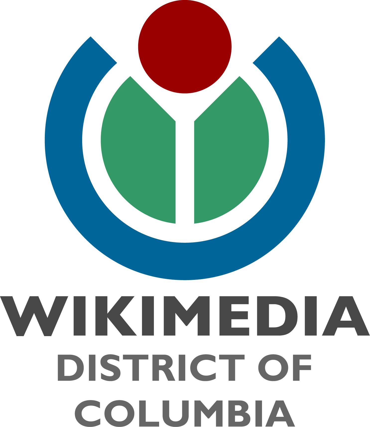 Wikimedia DC logo