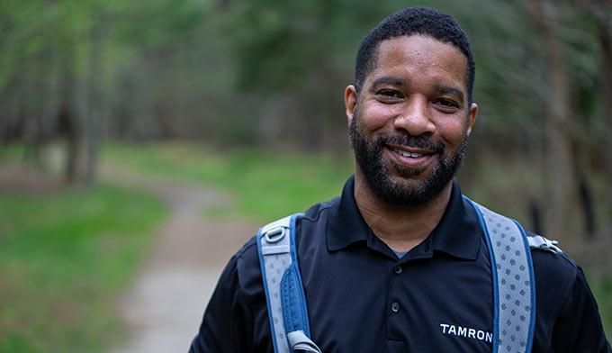 Damion Fearron, Tamron Photographer